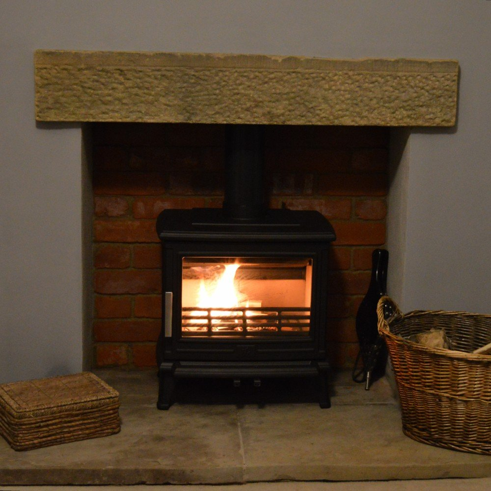 ACR Rowandale stone lintel and hearth