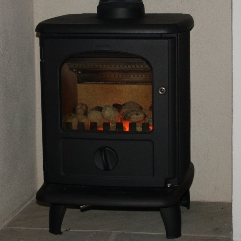 Morsoe 3112 multi fuel stove