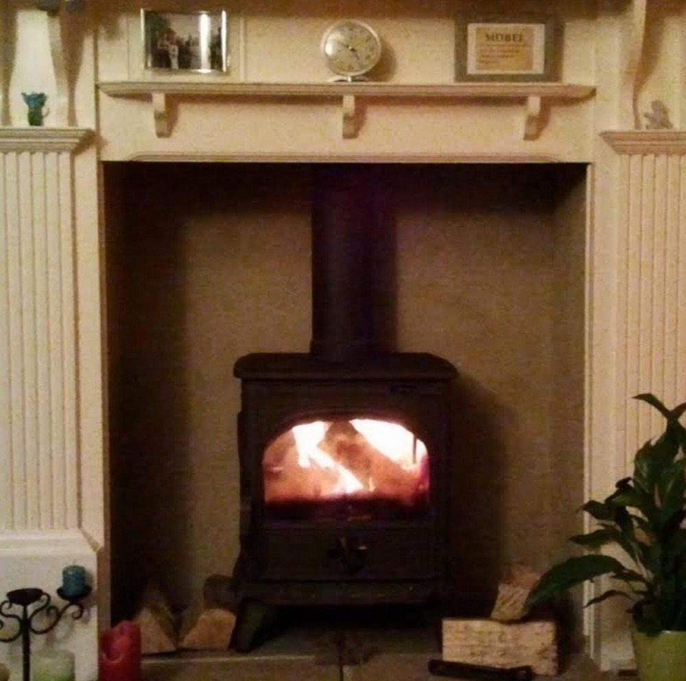 Dovre 250 multi fuel stove