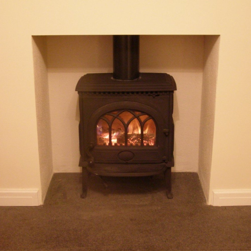 Jotul F3 wood burning stove