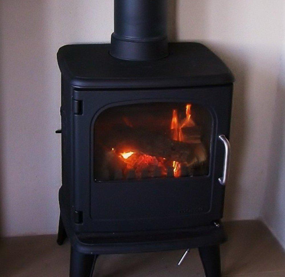 Morsoe Owl multi fuel stove