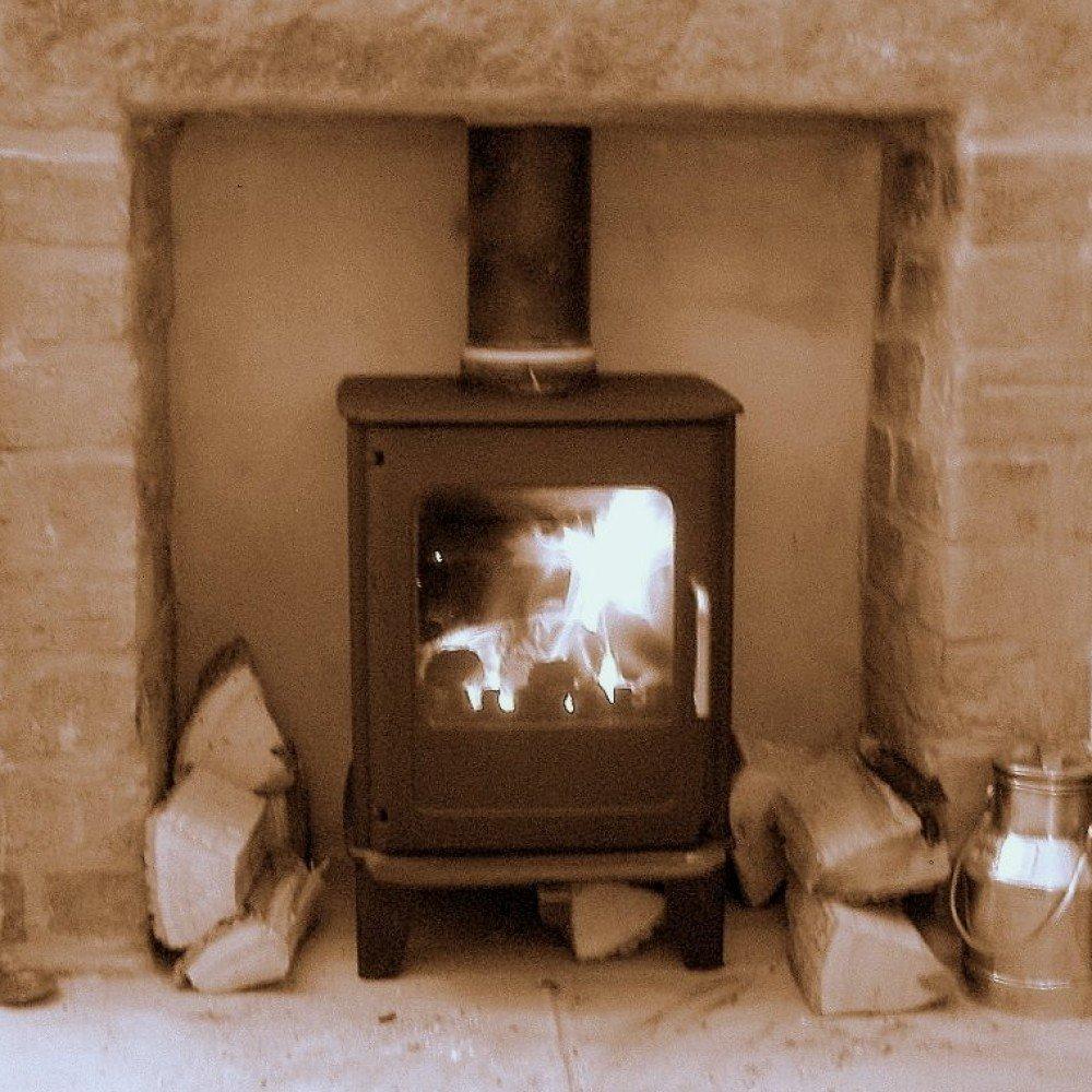 Morsoe 04 multi fuel stove