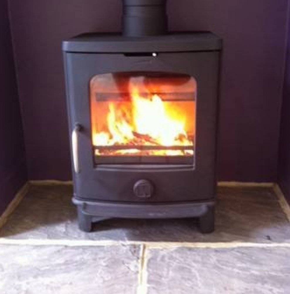 Scan Andersen 4-5 wood burning stove