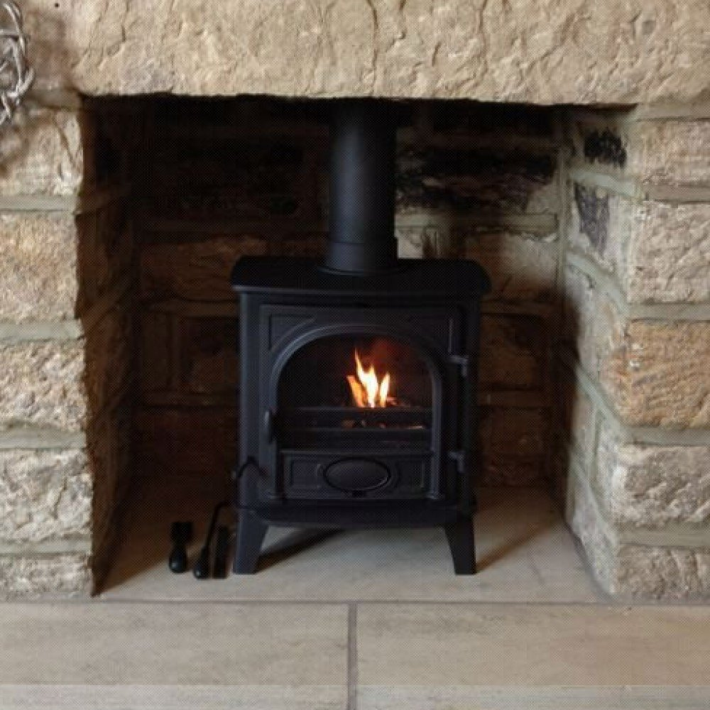 Stovax Stockton 5 multi fuel stove