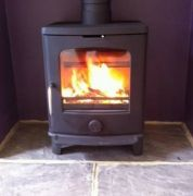 Scan Andersen 4-5 wood burning stove