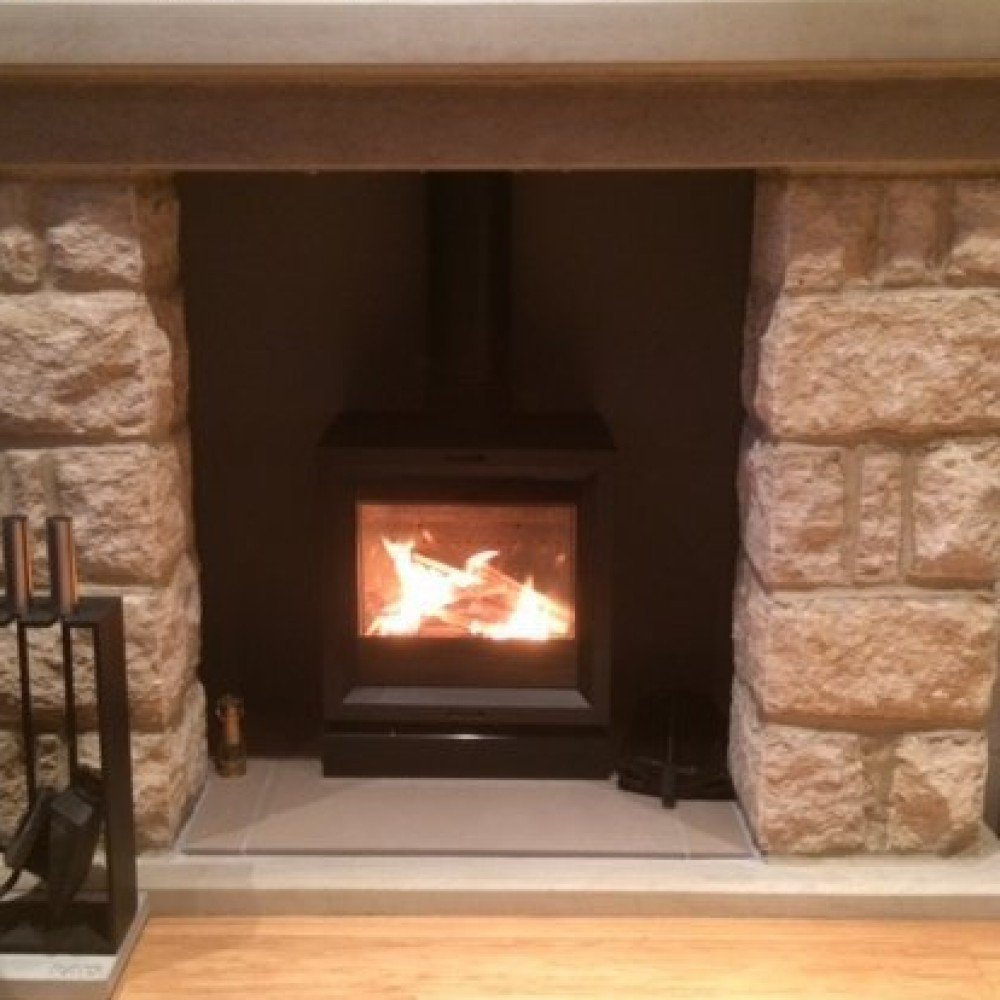 Stovax View 5 multi fuel stove