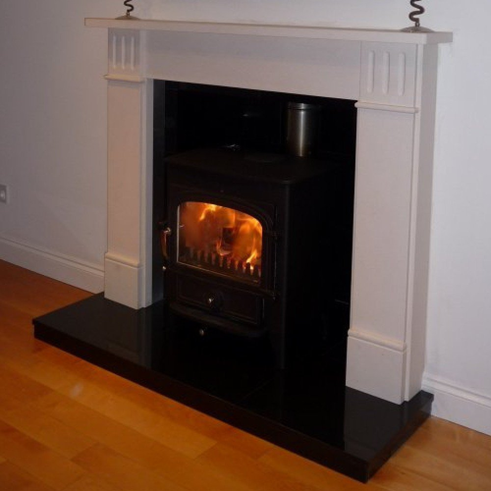 Clearview500 multi fuel stove