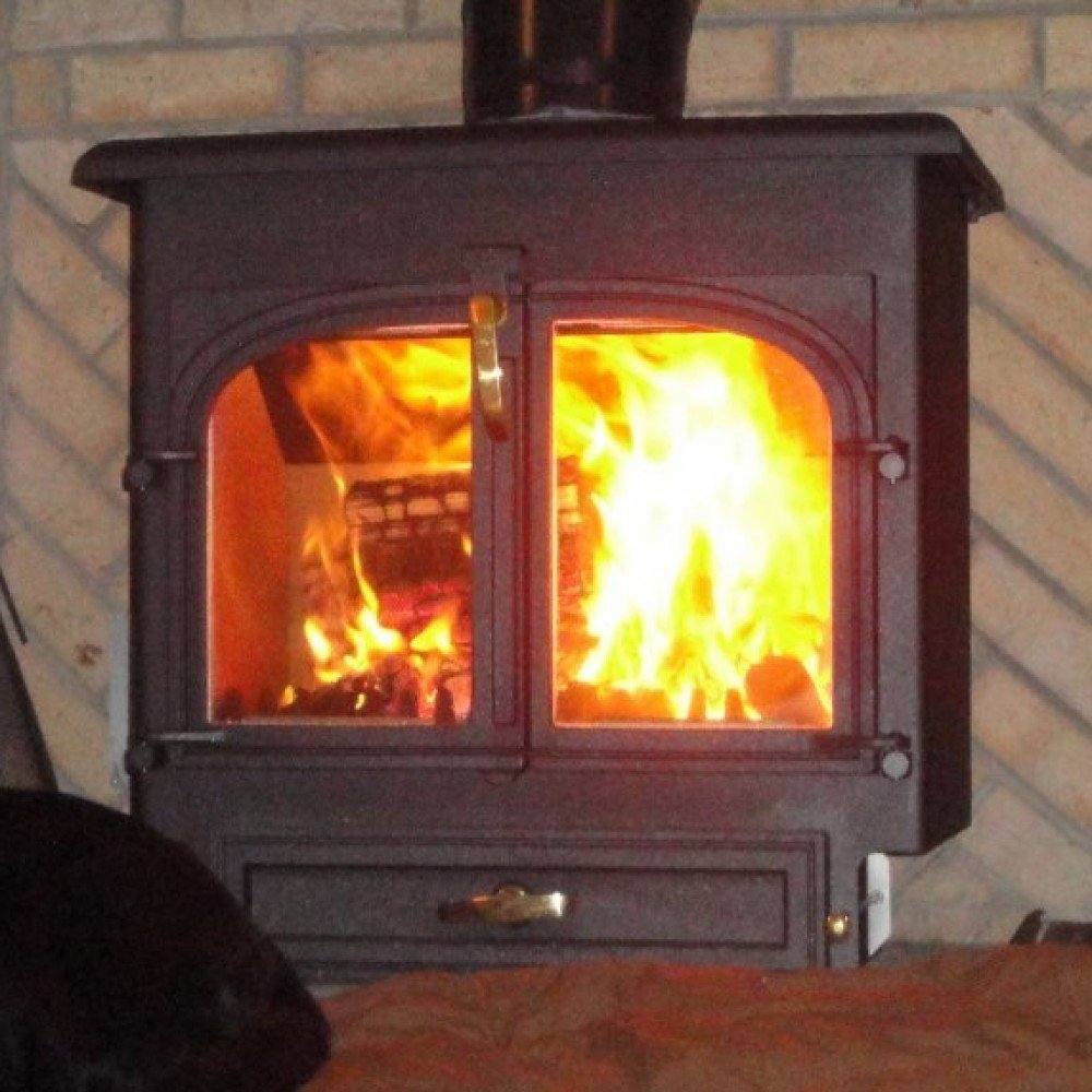 Clearview650 multi fuel stove