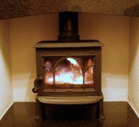 Jotul F100 wood burning stove