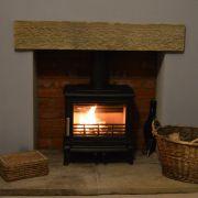 ACR Rowandale stone lintel and hearth